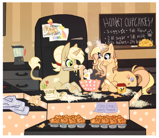 You gotta do the cooking by the book by nekoshiba-d5radcl