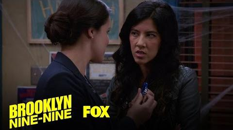 Rosa And Amy Join Forces Season 4 Ep