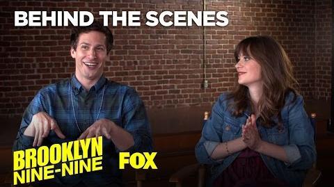 Zooey Deschanel Guest Stars In The Must See Crossover Episode Season 4 Ep. 4 BROOKLYN NINE-NINE