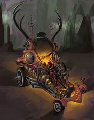 Screamwagon-concept