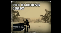 The Bleeding Coast Start