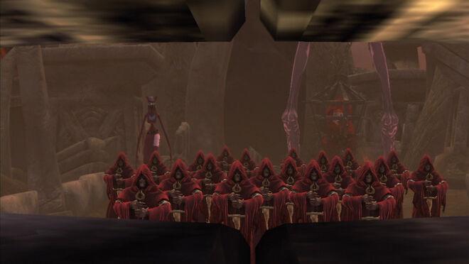 Demon March