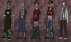 Kabbage Boy Concept
