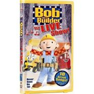 Bob the Builder The Live Show VHS
