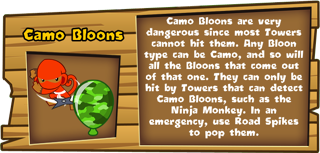 Camo Bloon Bloons Tower Defense 5 Wiki Fandom Powered
