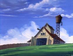 Doc's barn
