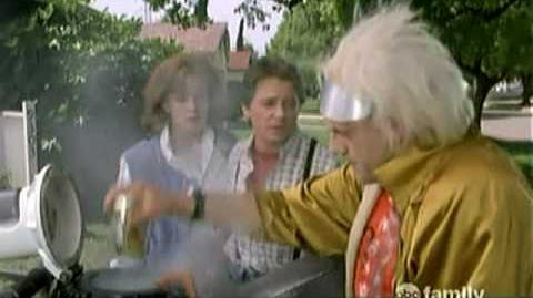 Back to the Future 2 & 3 Tv Edited Versions