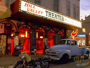 Hill Valley Theater of Live Sex Acts