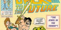 Back to the Future 6 (Harvey Comics)