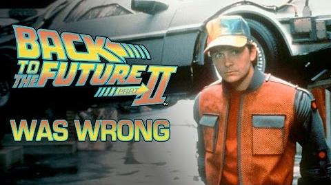 10 Things Back to the Future 2 Got Wrong