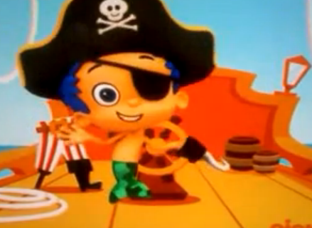 X Marks The Spot Song References Bubble Guppies Wiki