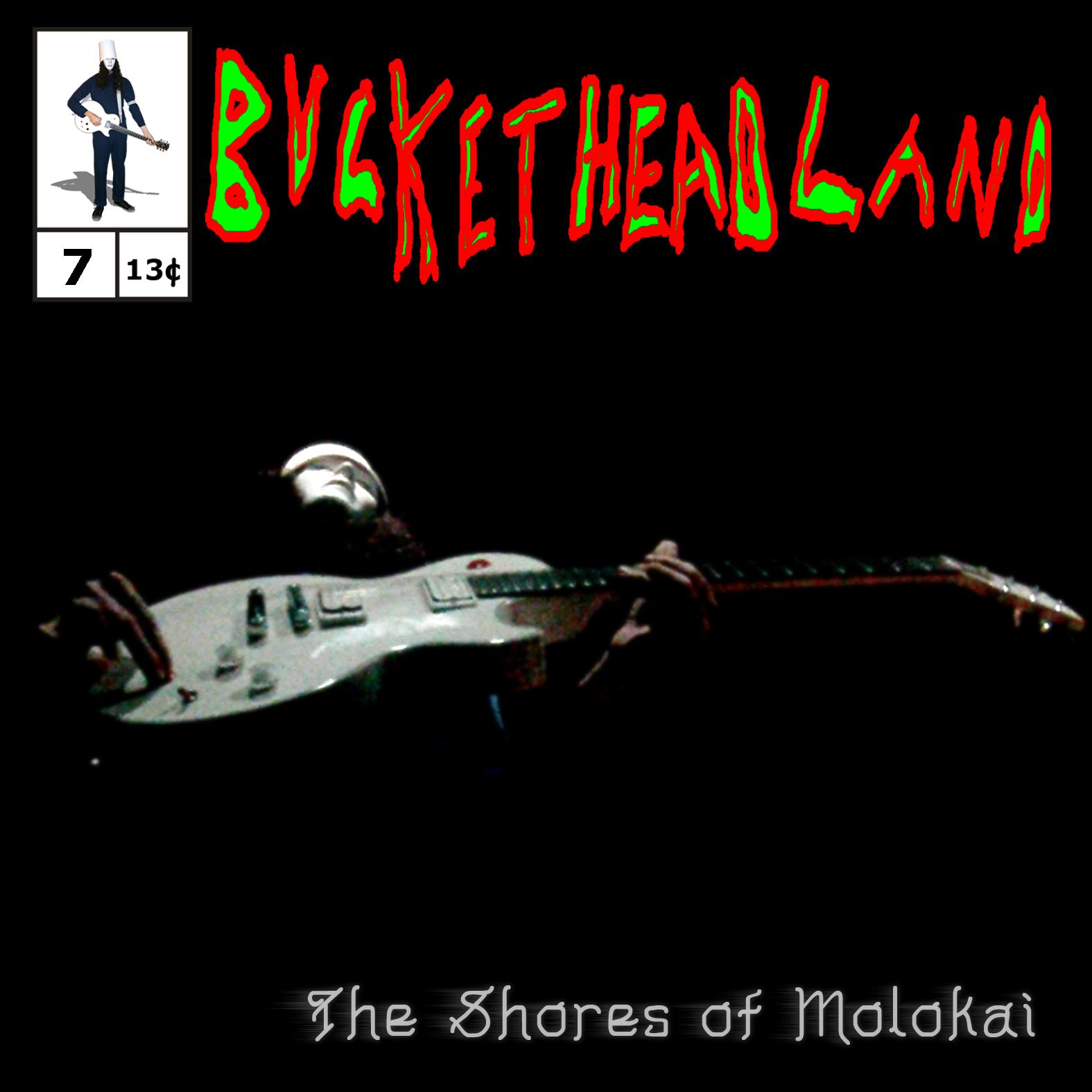 Resultado de imagen para The Shores Of Molokai buckethead