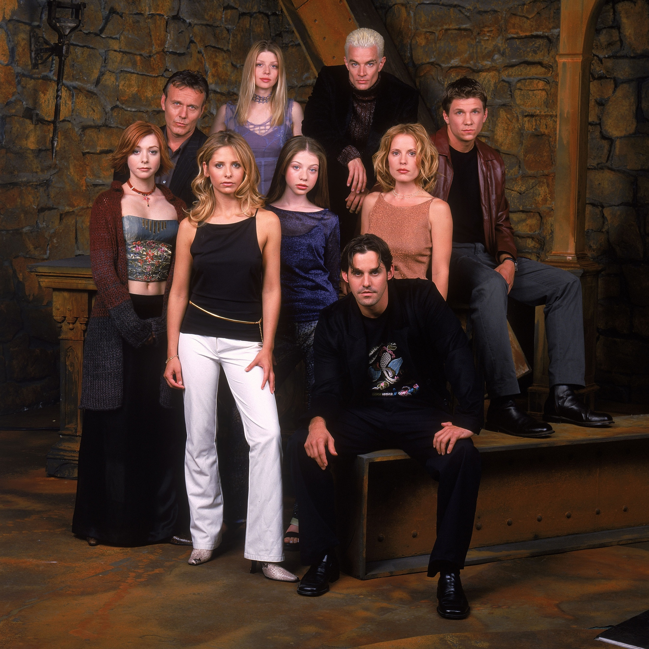 Buffy The Vampire Slayer: Complete Series 1-7, Boxed …