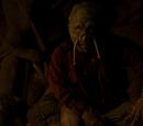 Finger eating demon
