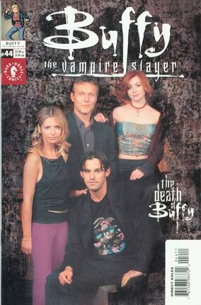 The-Death-ofBuffy2-variant-cover