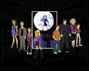 Buffy the Animated Series-Wall-01
