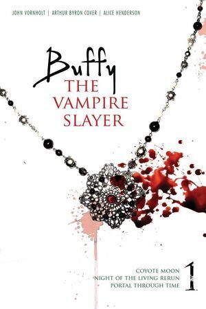 BuffyNovelColl1