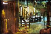 Buffy spike's factory indoor 2 set design