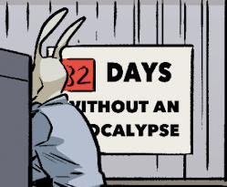 32DaysWithoutAnApocalypse