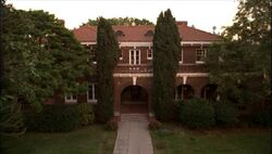 Uc sunnydale lowell house primeval