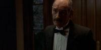 Hainsley's butler