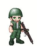 Greg Ryder in 2019. Soldier in World War 3.