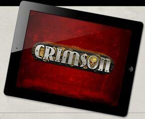 CrimsoniPad