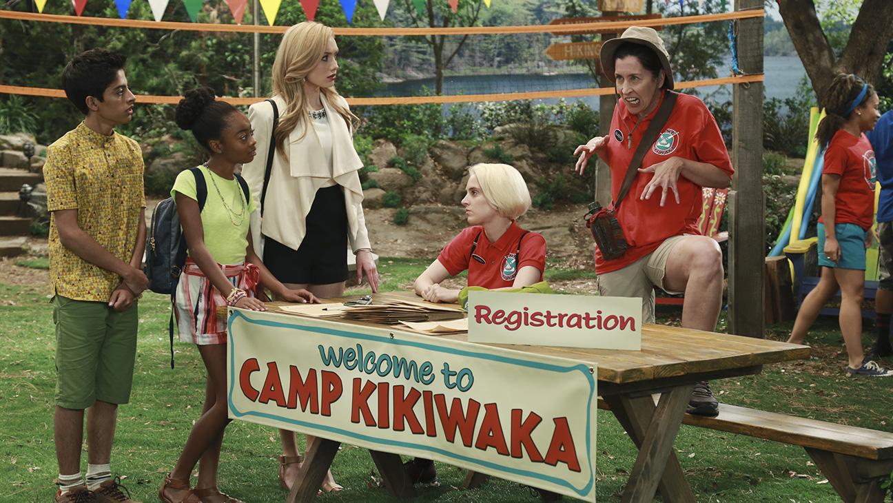 Camp Kikiwaka Schauspieler