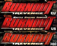 Burnout Revenge Logo Comparison