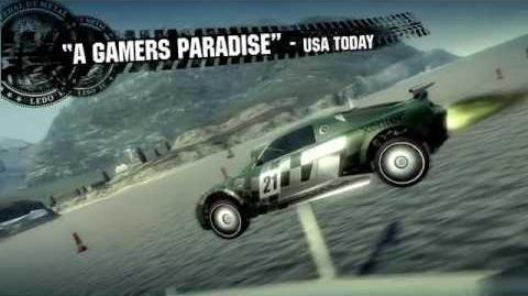 Burnout Paradise Accolades Trailer