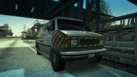 Traffic van rescue