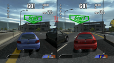 B2 Multiplayer Race