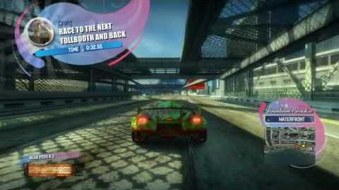 Burnout Paradise The Ultimate Box Party Pack Special - Crash TV 23