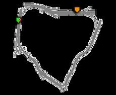 Interstate Loop - map