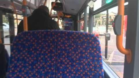 Journey on London Bus Route 498 - 10303 (YY15OYU)-0