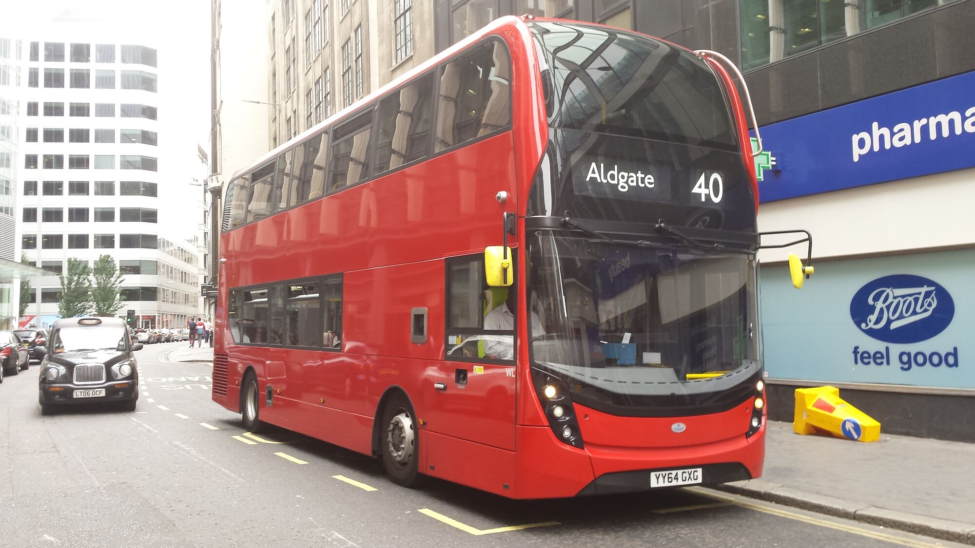 London Buses Route 40 Bus Routes In London Wiki Fandom