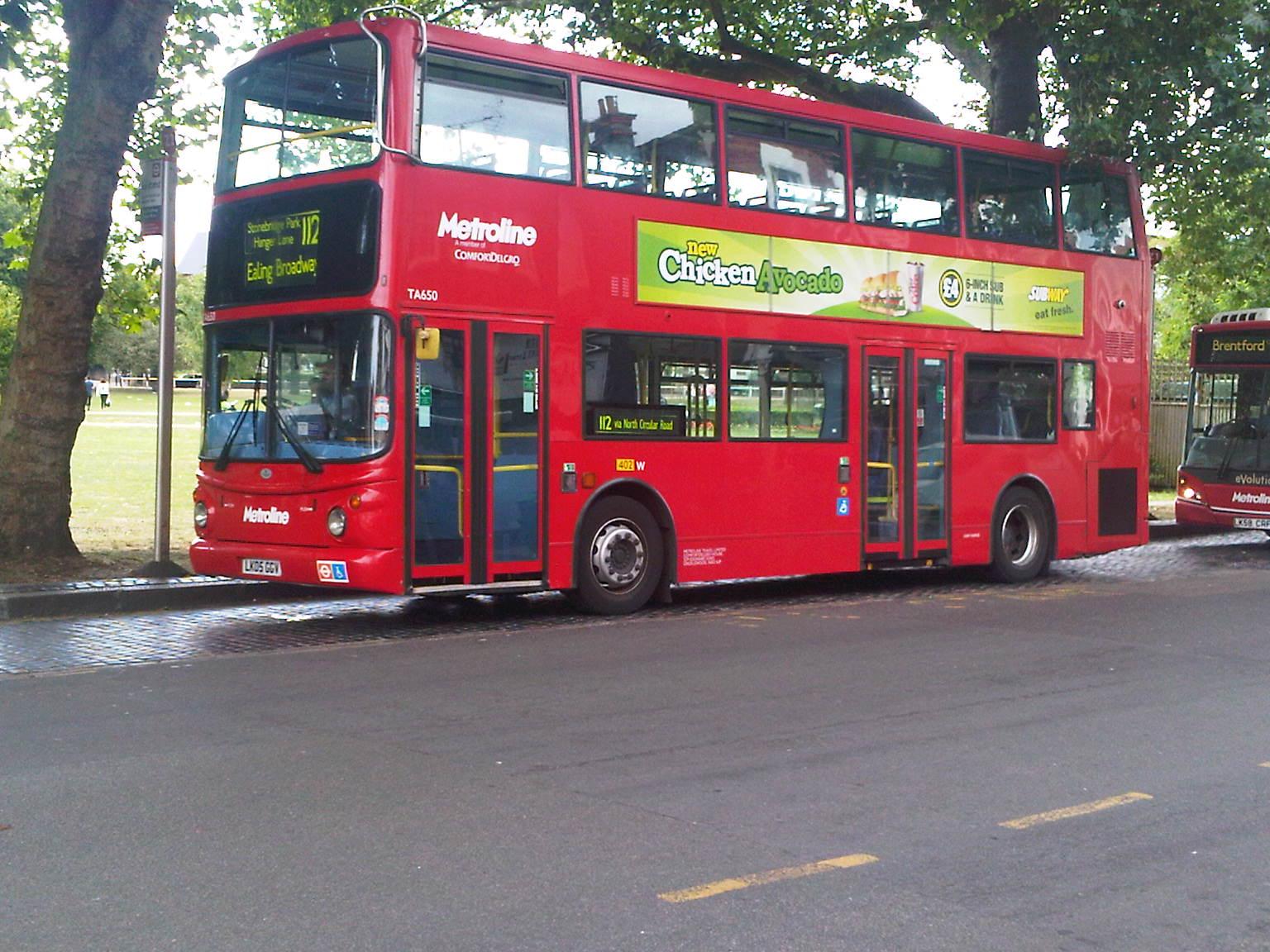 Metroline Bus Routes In London Wiki Fandom Powered By