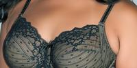 Soft-cup bra