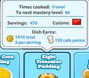 Eight Treasures Pudding