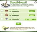 Bread Oven Goals