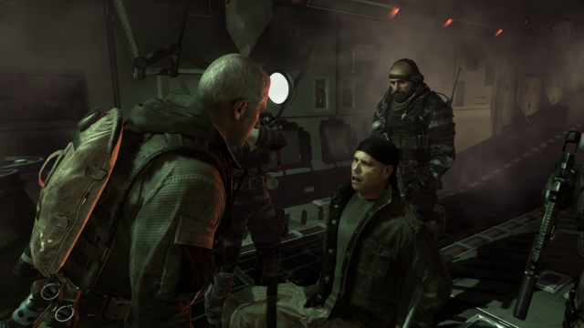 File:Elias ''Scarecrow'' Walker interrogating Gabriel Rorke The Hunted CoDG.png