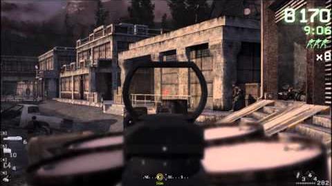 CoD4 All In Arcade Mode Veteran (HD)