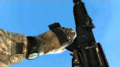 Modern Warfare 3 - AK47 Demonstration