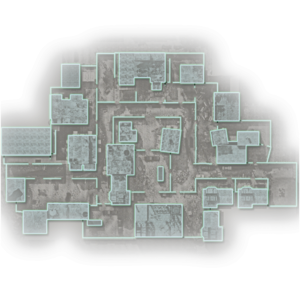 Backlot minimap CoD4