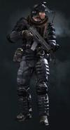 SA-805 Create-a-Soldier CODG
