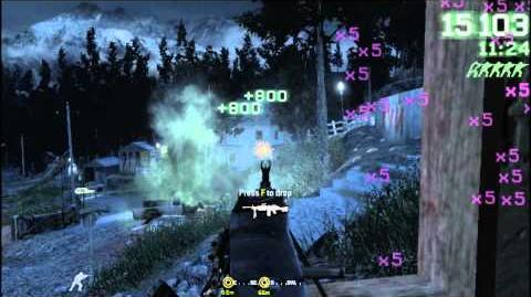 CoD4 Safehouse Arcade Mode Veteran (HD)