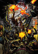 CoD Zombies Comic Issue2 Cover
