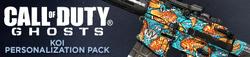 Koi Personalization Pack Header CoDG