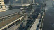 SAS Spawn Arkaden MW3