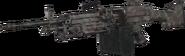 M249 SAW Woodland MWR